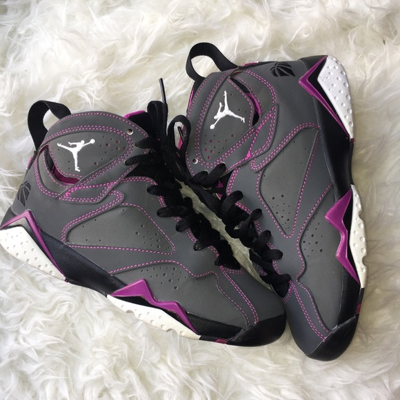 2e4df5d4a65ee3 Jordan Other - Air Jordan 7 Retro 30th GG Valentines Day Size 4Y